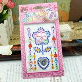 Mobile Phone Decoration를 위한 도매 Jewellery Cell Phone Stickers