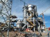 De Lopende band van het Cement van de Roterende Oven van de levering 3000t/D