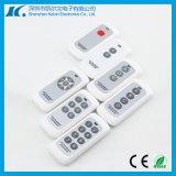 3 botones que cuelgan el ventilador 433MHz RF Kl600-3 teledirigido universal