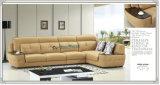 セットされるL形の居間の家具セットのソファー(A29)
