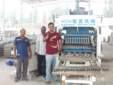 Cavité hydraulique automatique de Qt4-15c pavant la machine de fabrication de brique de bloc concret