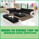 Sofà moderno del cuoio del salone della Cina Lizz Funriture