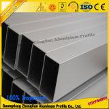 OEM de de Houten Buis/Pijp van het Aluminium van de Korrel voor Meubilair Decoation