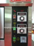 Equipamento da padaria, 1 forno elétrico comum da bandeja da plataforma 1