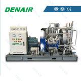 Compressor de ar Media-Elevado do pistão da pressão da barra 17-450
