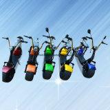 60V/30ah F/Rの中断2シートが付いている1500W Harleyの電気スクーター