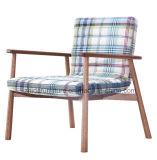 Новое кресло стула софы ткани драпирования конструкции одиночное