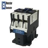 Tipos elétricos de Cjx2 3p 32A Siemens de contator magnético da C.A.