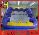販売のためのジャイアント12のシートの膨脹可能な水浮遊島
