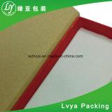 Rectángulo de regalo de papel de la joyería para empaquetar