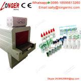 Machine automatique d'emballage rétrécissable de machine d'emballage en papier rétrécissable de bouteille d'animal familier
