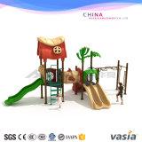 Campo da giuoco Parque Infantil della strumentazione del parco di divertimenti