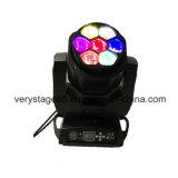 7*15W RGBW 4 dans 1 lumière principale mobile de faisceau d'oeil d'abeille de DEL