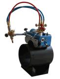 Tagliatrice magnetica della taglierina del gas della fiamma del tubo del tubo