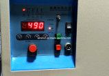 Horno de inclinación de frecuencia media de la fusión del metal del oro del platino de la inducción