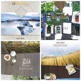 Walnuss-hölzernes Korn-dekoratives Papier für Fußboden vom China-Lieferanten