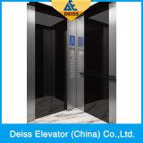 Gearless FUJI Quality Passenger Villa Accueil Ascenseur avec salle de machines