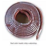 Vulcanized inchando a tira de borracha de Waterstop com cor vermelha