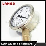 055 calibres de pressão do petróleo