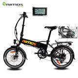 Bici eléctrica de 20 pulgadas con el ayudante del pedal en precio barato