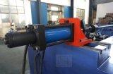Doblador del tubo del conducto de Dw168nc hidráulico para el tubo de acero inoxidable
