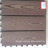 300mm&times ; plancher de Decking de 300mm DIY WPC