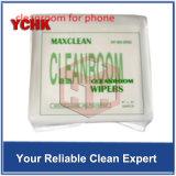 Cleanroom-Reinigungs-Zubehör-staubfreier hoher saugfähiger Telefon-Touch Screencleanroom-Wischer