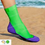 Носки песка футбола волейбола Snorkel Scuba пляжа сжатия неопрена