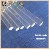 Cuarzo claro Rod del claro de Rod de cristal de cuarzo para solar o el semiconductor