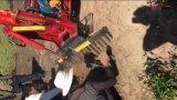 Escavatore d'aratura profondo multiuso