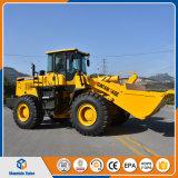 Chinesische Rad-Ladevorrichtung der Produktions-162kw Zl50 5ton