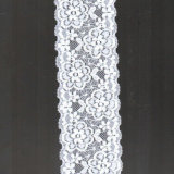 Cordón elástico del ajuste del punto de la alta calidad para la ropa interior de las mujeres