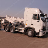 Hot Sales European Type A7 Trator Truck of 420HP 6X4