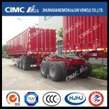 Cimc Van / Box / Cargo Trailer Train avec Dolly