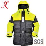 다중 포켓 (QF-911A)를 가진 겨울 바다 낚시 재킷