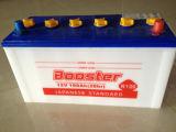 Alta batteria di automobile standard di tasso JIS di scarico di N100 12V100ah