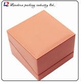 Casella di memoria di cuoio di lusso della visualizzazione dell'imballaggio della vigilanza (Sy055)
