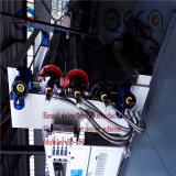 PVC機械PVC WPCにMachine/PVCに自由な泡立つボードの生産ラインを作っている自由な泡立つボードを作る自由な泡のボード