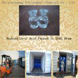 Fábrica Price de Industrial Hydrochloric Acid el 32%