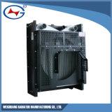 Sc7h250d2: De Radiator van het Aluminium van het water voor Dieselmotor