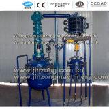 Tipo elétrico maquinaria Glass-Lined do aquecimento de Guangzhou Jinzong do reator do piloto