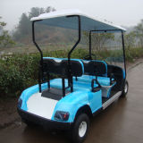 Alta qualidade 4 Seat Electric Golf Kart (JD-GE502A)