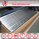 鋼板に屋根を付けるAz150 Anti-Corrosion波形のZincalume