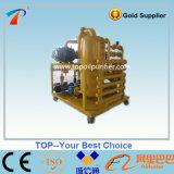 Desidratação que desgaseifica a máquina profunda da limpeza do petróleo do transformador do vácuo da filtragem (ZYD)