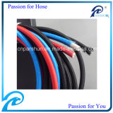 Collegare o Fiber Outer Braided Flexible Rubber Hose (per il combustibile dell'acqua dell'aria)
