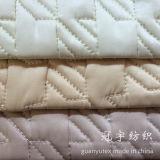 Tissu piquant de textile à la maison avec l'éponge à l'intérieur pour le sofa