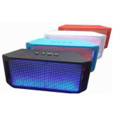 Bluetooth portatile Wireless Speaker con il LED Light