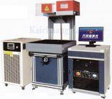 Máquina da marcação do laser do poder superior do CO2 para o material de madeira