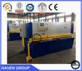 Máquina de corte hidráulica da máquina da guilhotina