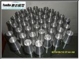 Aço inoxidável do ODM do OEM, peças de precisão feitas sob encomenda de giro fazendo à máquina do metal do alumínio/alume